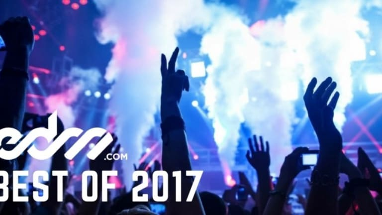 We Salute the Best of 2017 With EDM.com's End of the Year Awards