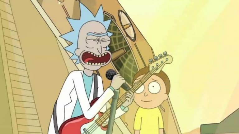 Is Rick and Morty the Unofficial TV Show of Dance Music?