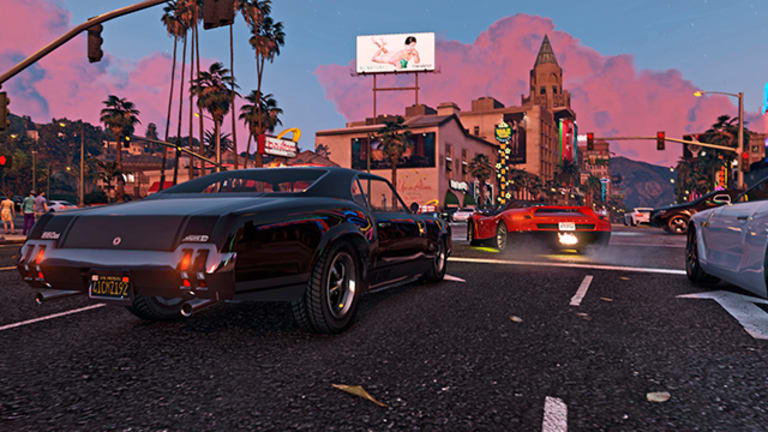 Baauer, Danny Brown, and Channel Tres Release New Track in Grand Theft Auto V