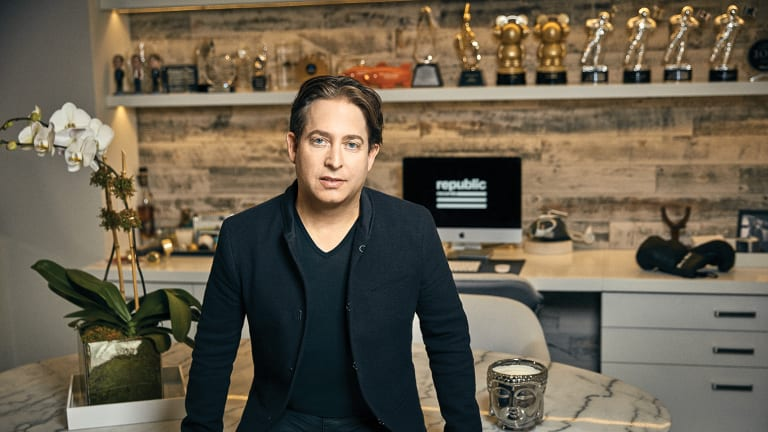 Republic Records President Charlie Walk Fired From 'The Four,' Placed on Leave at Republic Records