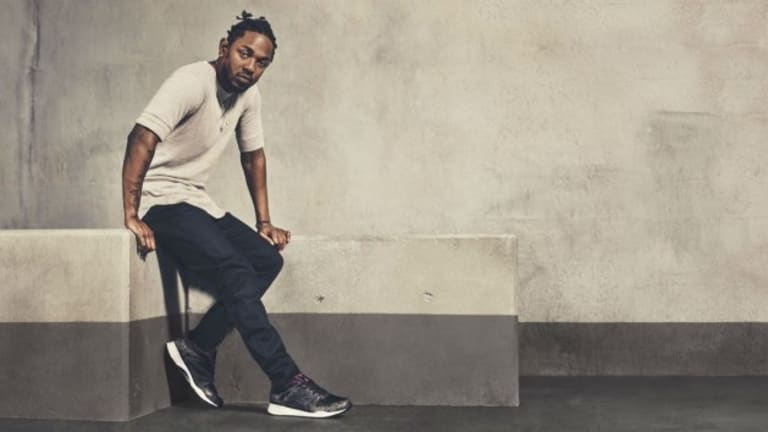 "Kendrick Lamar is Producing the Soundtrack for the Upcoming Marvel Movie ""Black Panther"""