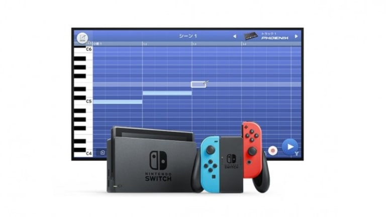 Korg is Developing a Nintendo Switch Powered Synth