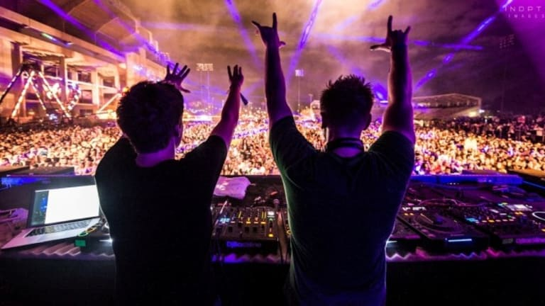 "Hit Duo Tritonal Releases New Single ""Call Me"" [LISTEN]"