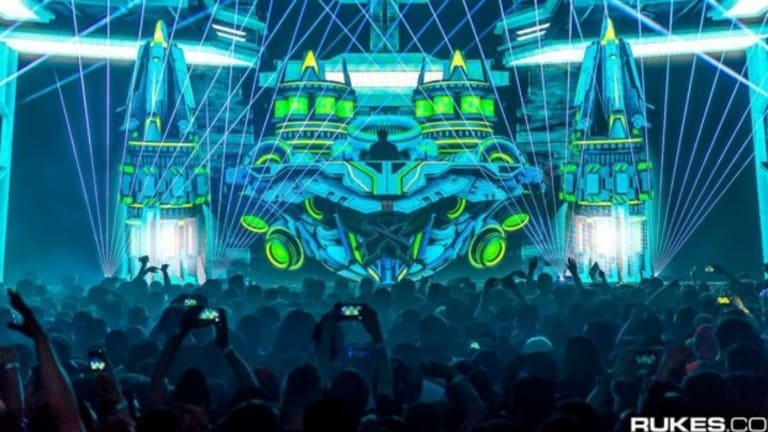 Excision Shares a Sneak Peek of the Home of Lost Lands Festival