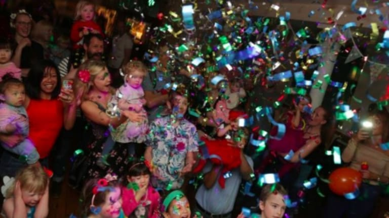 Dance with Your Kids at Raver Tots – Yes, it's a Real Thing!