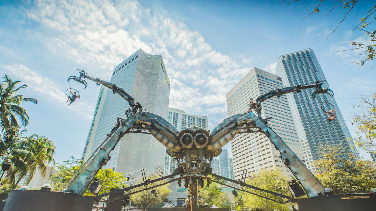 Ultra Music Festival Squashes Arcadia Spider for 2019 Edition
