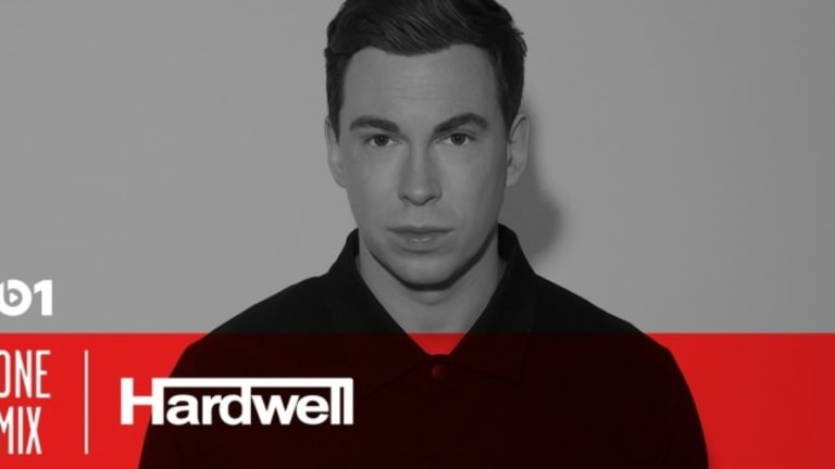 Tune into This Week's Beats 1 One Mix to Catch DJ Superstar Hardwell