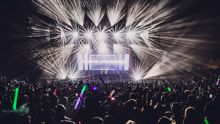 Above & Beyond Are Finding 'Common Ground' This Month At Chicago's Navy Pier