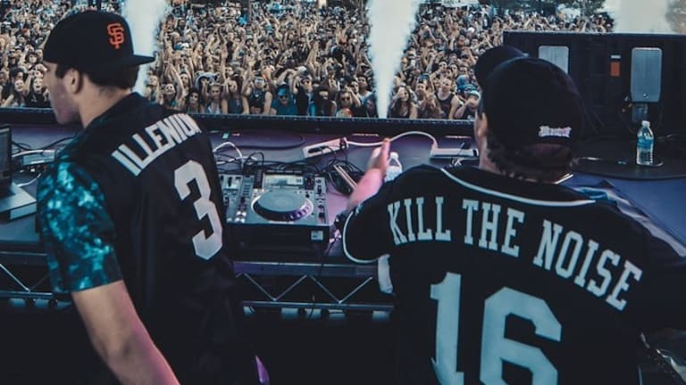 Kill The Noise, Illenium & Mako's Monster Collaboration Is Finally Here