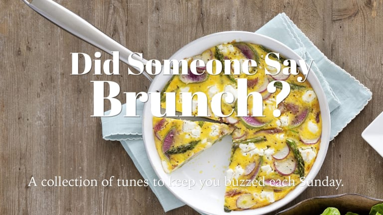 Cure Your Weekend hangover with Did Someone Say Brunch?