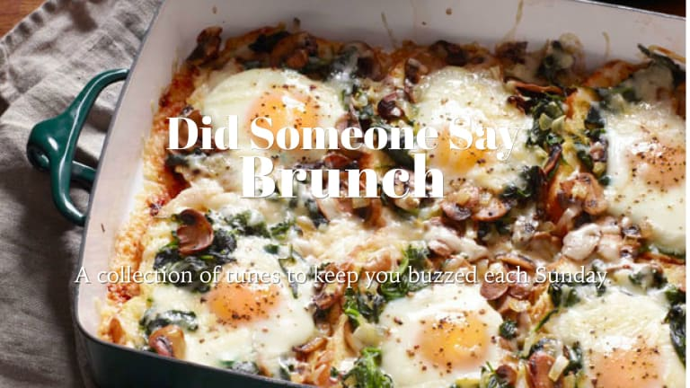 Enjoy The Last Few Hours of 2017 With Did Someone Say Brunch