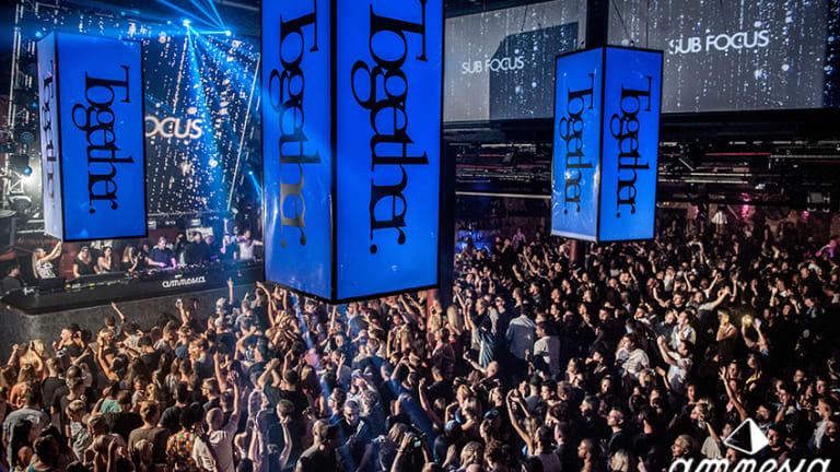 Chase & Status Celebrate 15 Years With 15 Headlining Dates at Amnesia