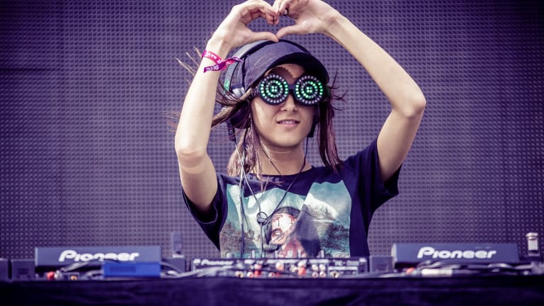 "Rezz Announces Blanke Collab ""Mixed Signals"""