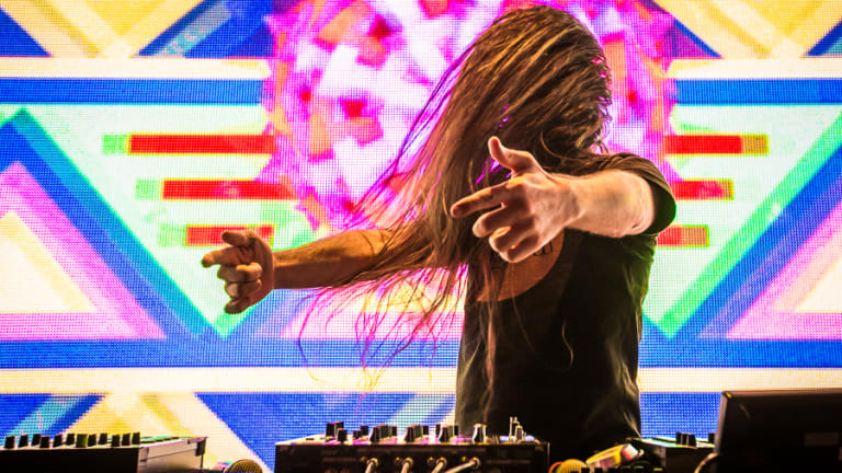 On This Day in Dance Music History: Bassnectar Released Wildstyle