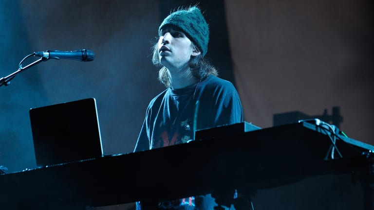 Porter Robinson Announces Brooklyn Mirage Event, Virtualself Clubsystem