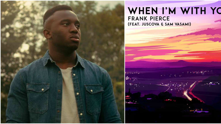 "Frank Pierce Releases New Hit Single ""When I'm With You"""