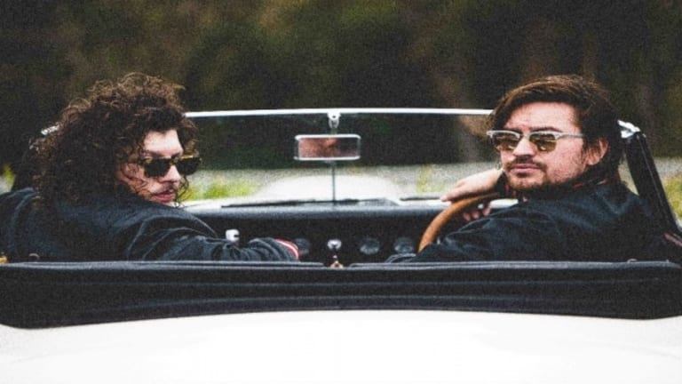 "PEKING DUK & ICONA POP TAKE MODERN HEARTBREAK FOR AN UPLIFTING SPIN ON ""LET YOU DOWN"""
