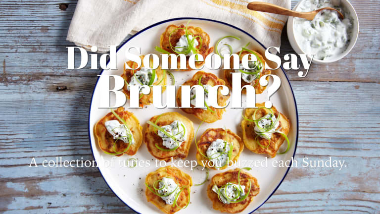 Cure Your Hangover With Did Someone Say Brunch? [PLAYLIST]