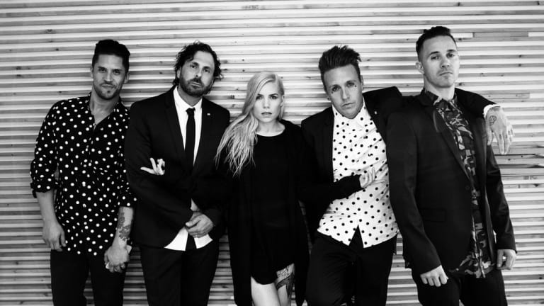 Papa Roach and Skylar Grey Collab 'Periscope' Receives a Remix Treatment From EMRSV