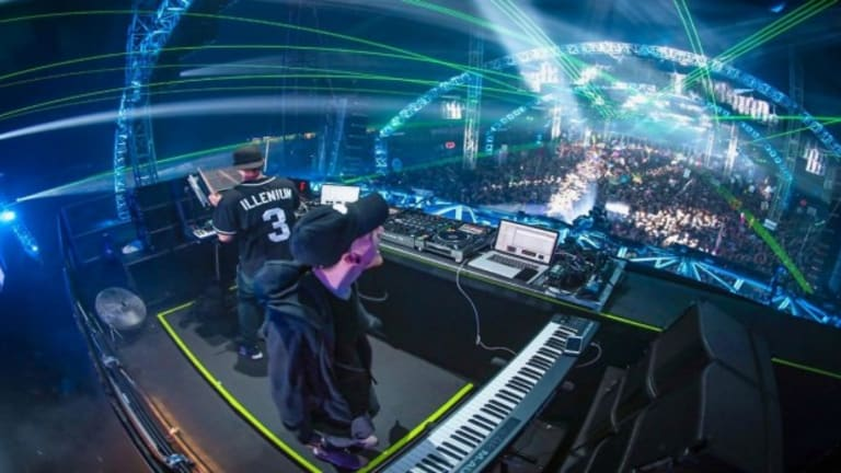 SAID THE SKY PLAYED A CAPTIVATING COLLAB OFF ILLENIUM'S UPCOMING ALBUM LAST WEEKEND [WATCH]