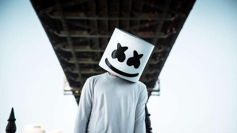 Marshmello and Logic Team up for New Single 'Everyday'