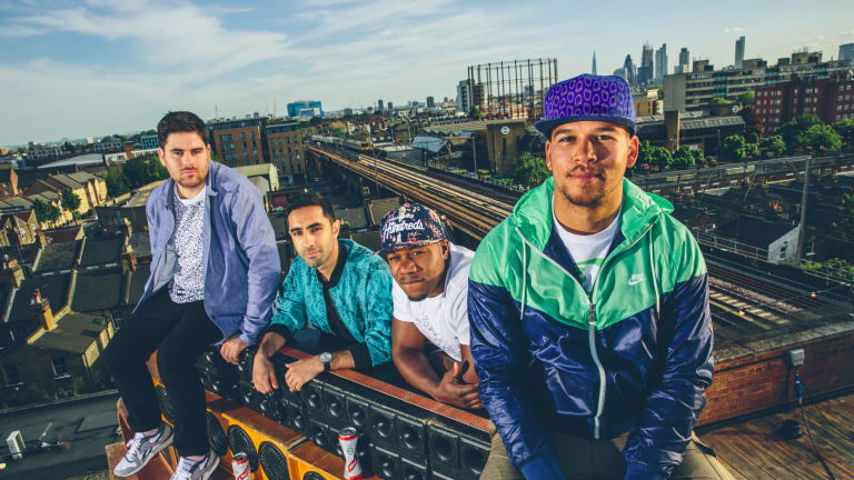 "Rudimental Releases ""Scared of Love"" ft. Ray BLK and Stefflon Don"