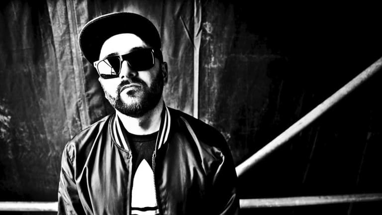 Gramatik Premieres New EP 'Re:Coil Part I' on His Birthday [EXCLUSIVE]