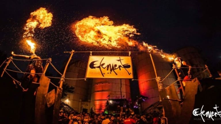 NYC'S ELEMENTS FESTIVAL DITCHED THE GENERIC FOR THE UNDERGROUND EXPERIENCE