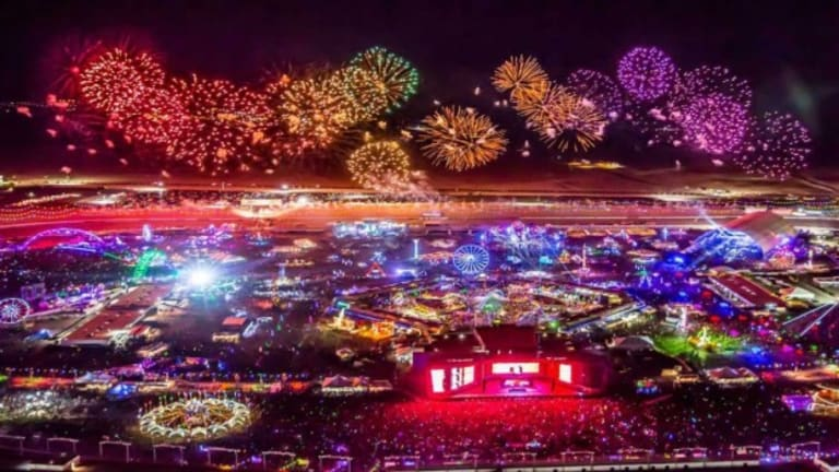 EDC LAS VEGAS IS BRINGING THE MUSIC TO YOUR LIVING ROOM WITH OVER 110 LIVESTREAM PERFORMANCES!