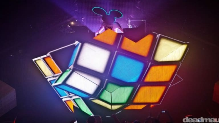 DEADMAU5 HAS PLANS FOR LIGHTER VERSION OF ICONIC CUBE 2.1