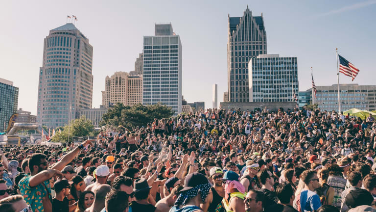 20 Acts You Can't-Miss at Movement Electronic Music Festival