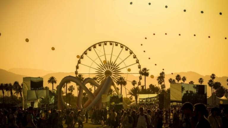 COACHELLA SET TO FEATURE MARIJUANA OASIS NEAR FESTIVAL GROUNDS