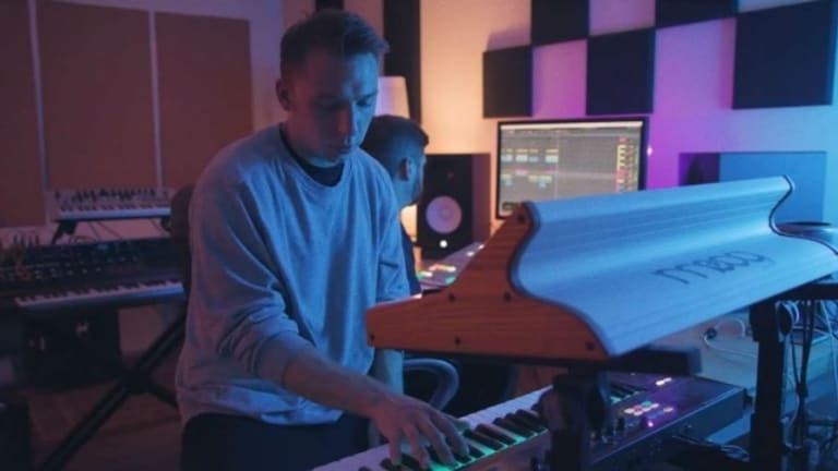 "ODESZA Gives Us a Beautiful Look at the Making of ""Meridian"" [WATCH]"