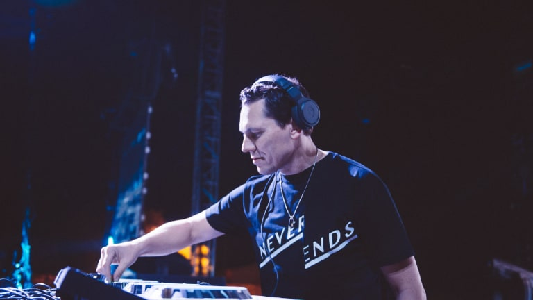 Tiësto and Justin Caruso Top off Together EP with New Collaboration