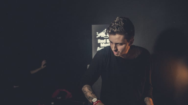 Ekali gets emotional and previews unreleased music in Awakening - Mix.3