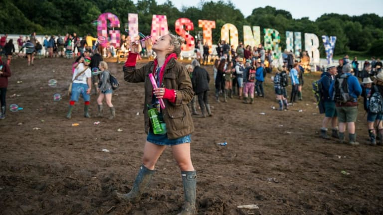 Glastonbury Makes an Effort to Save The Environment With Plans to Ban Plastic Bottles Completely in 2019