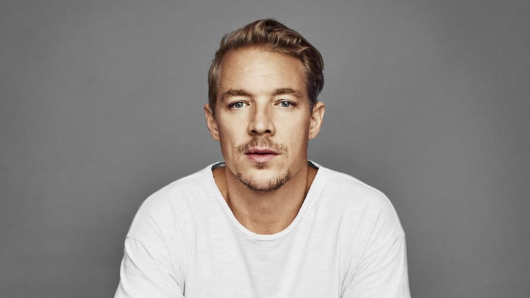 "Diplo Comments on Sexuality in Twitter Exchange: ""Masculinity Is a Prison"""