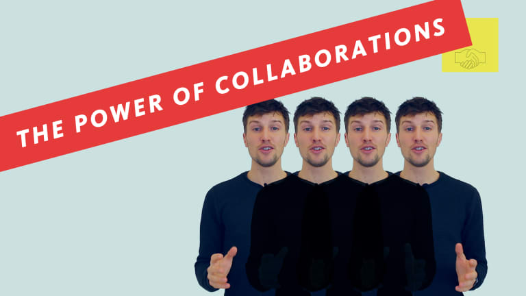 How to Utilize the Power Of Collaborations in Your Music