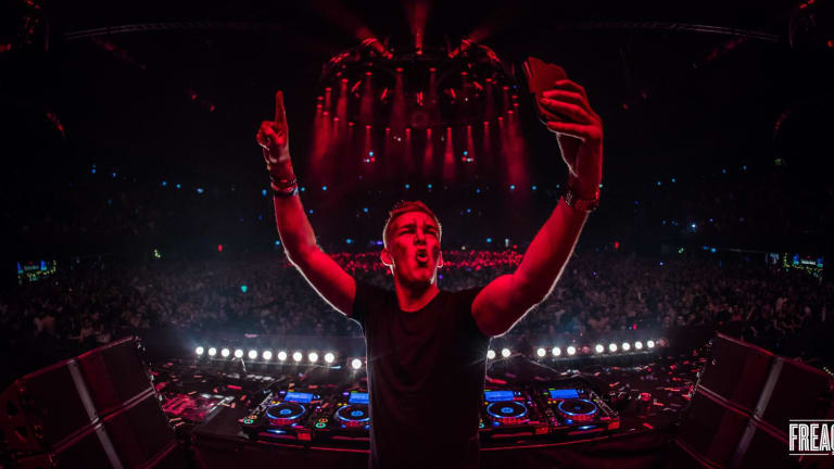 E-Force is Using His Dark Vision of Hardstyle to Conquer the World