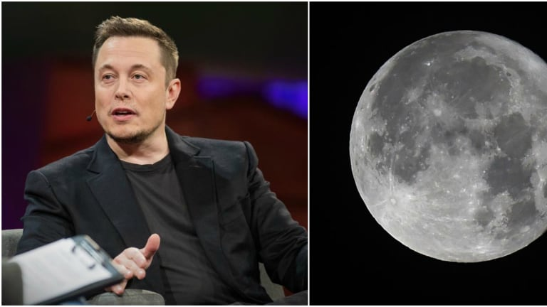 How Elon Musk Is Putting 4G Internet On The Moon