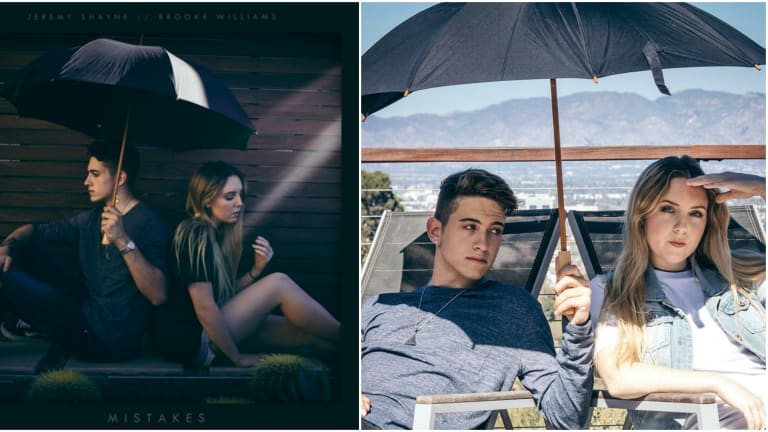 "Jeremy Shayne & Brooke Williams Drop New ""Mistakes"" Anthem"