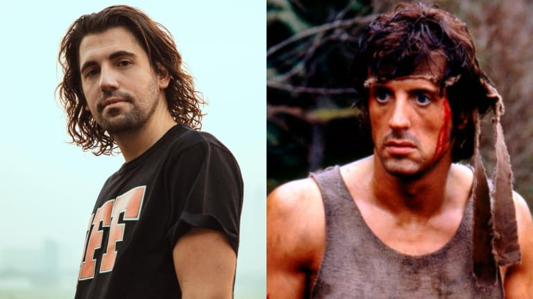 Dimitri Vegas has a Role in Sylvester Stallone's Final Rambo Movie