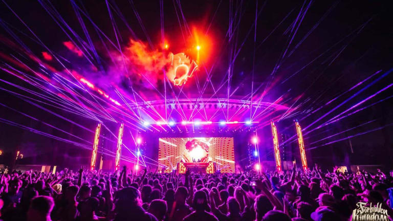 Full Lineup Announced for Forbidden Kingdom Music Festival 2020