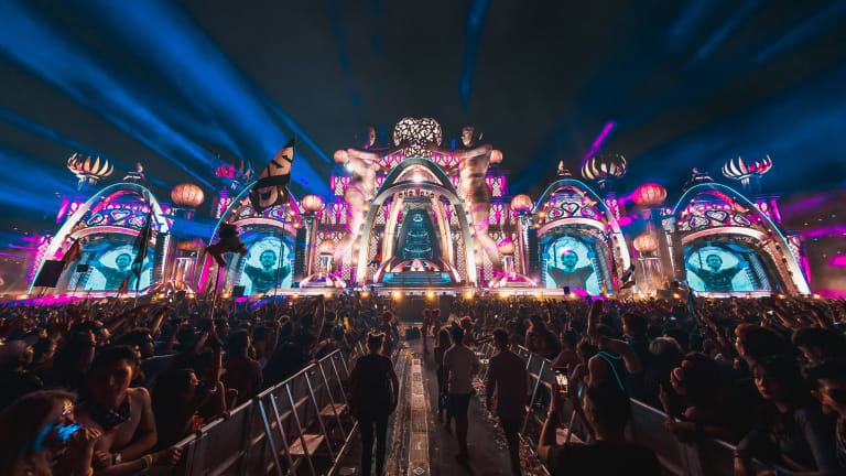 Electric Family Hosts Massive Las Vegas Pop-Up Experience Leading up to EDC