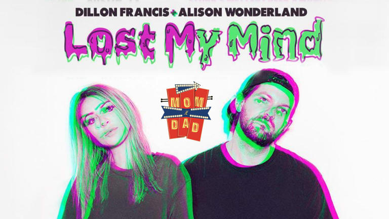 "Dillon Francis and Alison Wonderland's ""Lost My Mind"" Gets Remixed by the Best and Brightest"