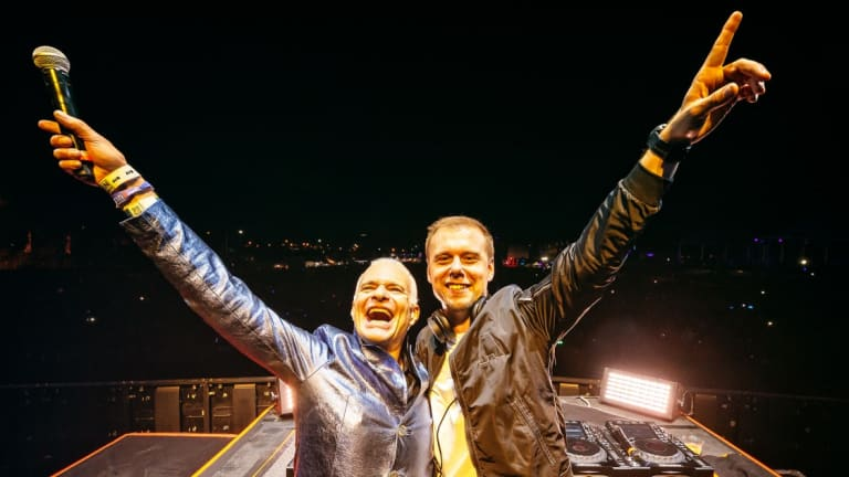 "Armin van Buuren Remixes the Mighty Van Halen's ""Jump"""