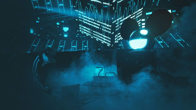 deadmau5' Cube V3 will Make its U.K. Debut at Creamfields