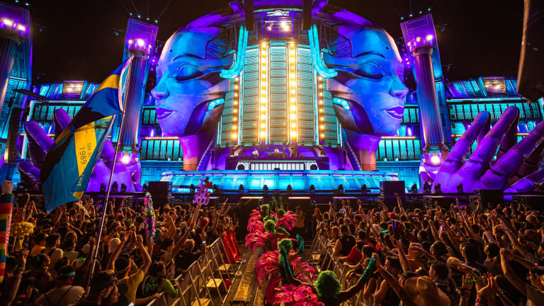 Insomniac Debuts Future Owl Sale for EDC Las Vegas 2020