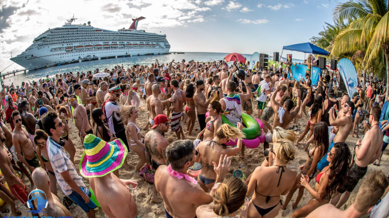 Groove Island Reveals Full Lineup for Inaugural Event
