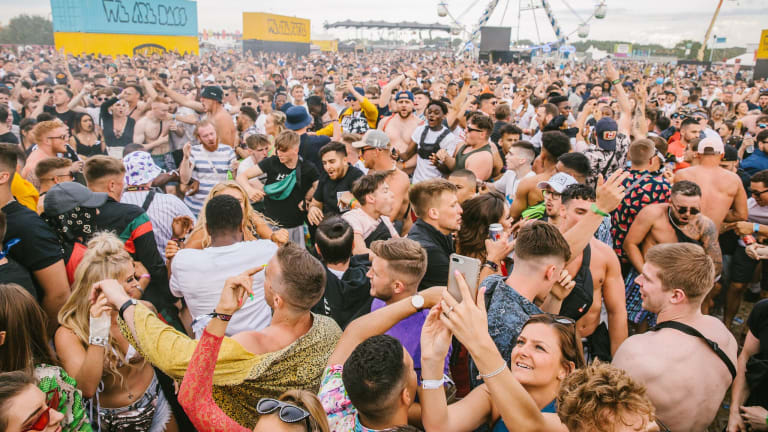 Stampede At We Are Fstvl Sends Numerous Attendees To